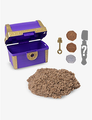 KINETIC SAND: Kinetic Sand Buried Treasure set