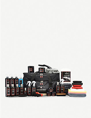 SWISSVAX: Master Collection Best Of Show car care kit