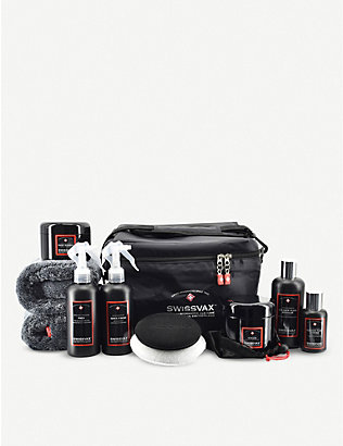 SWISSVAX: Entry Collection mirage carnauba wax kit