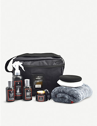 SWISSVAX: Discovery onyx carnauba wax care kit