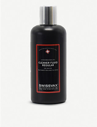 SWISSVAX: Cleaner Fluid 250ml