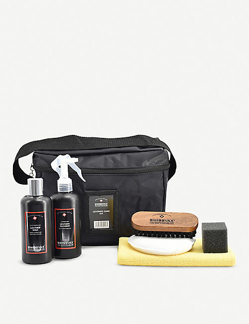 SWISSVAX: Nappa Leather Care Kit