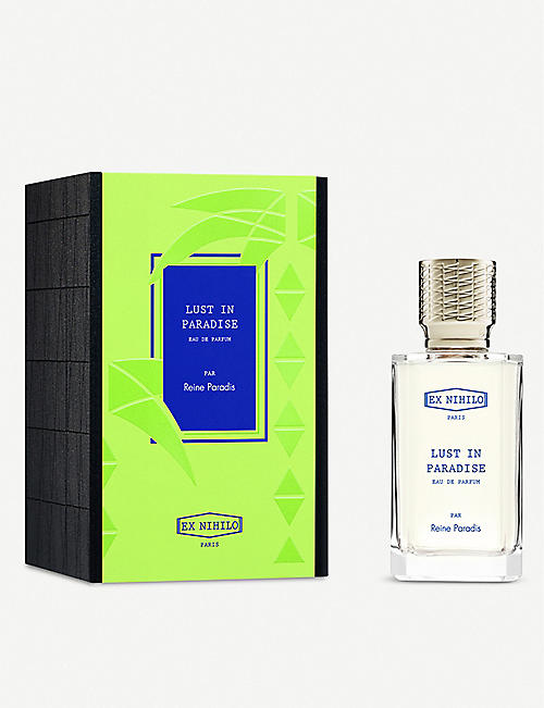 EX NIHILO Lust in Paradise Reine Paradis Limited Artist Edition 100ml
