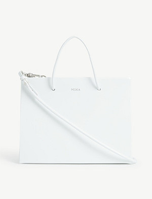 MEDEA Vinyl Hanna cross-body bag