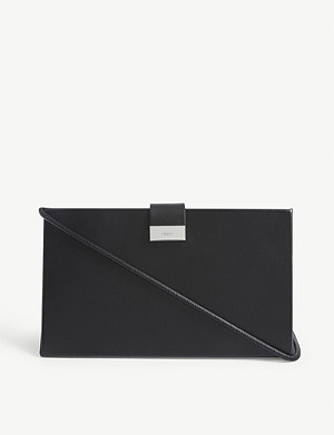 MEDEA Lay Low leather shoulder bag
