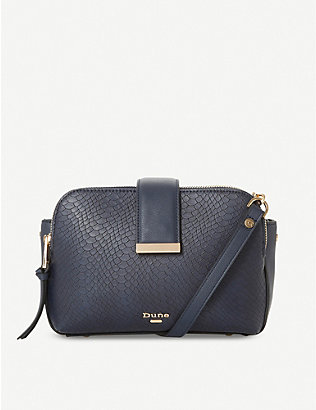 DUNE: Duilts textured crossbody bag