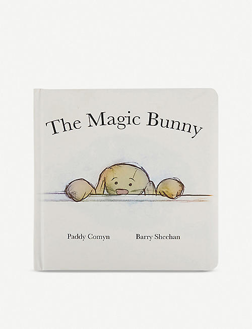 JELLYCAT: The Magic Bunny hardback story book