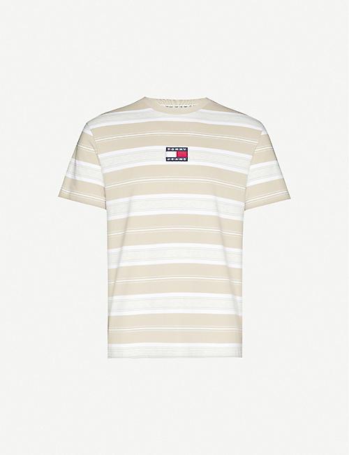 Tommy Jeans Mens Selfridges Shop Online