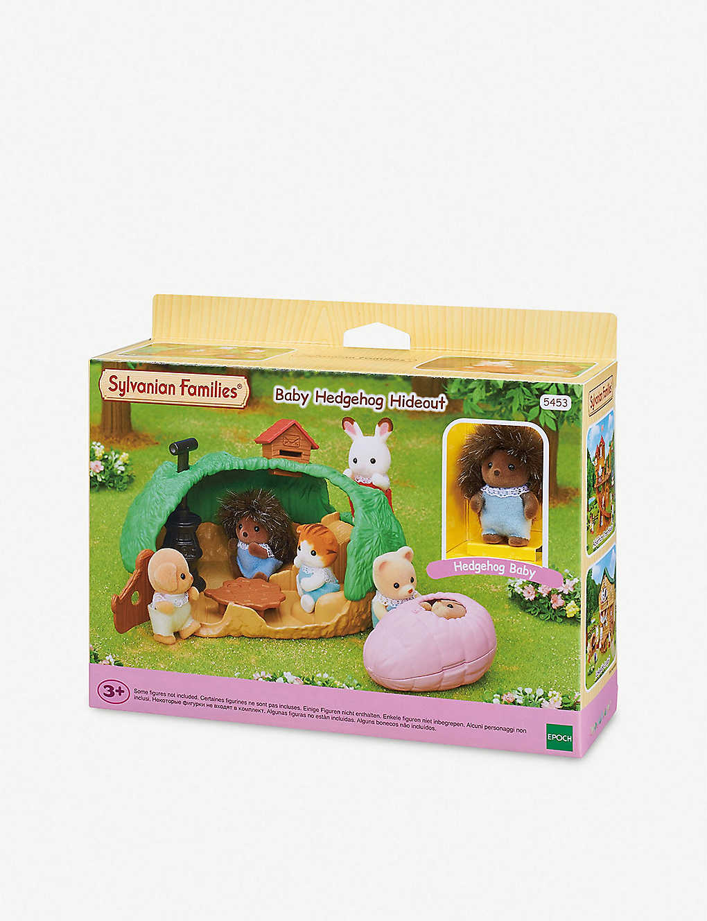 SYLVANIAN FAMILIES: Baby Hedgehog Hideout playset