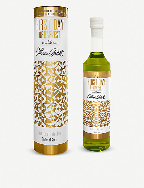 PICUALIA: Monica Galetti Gold Harvest olive oil 500ml