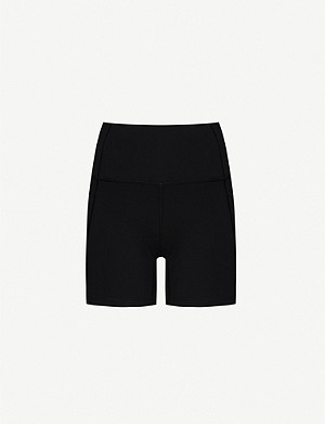 LORNA JANE Everyday stretch-jersey shorts
