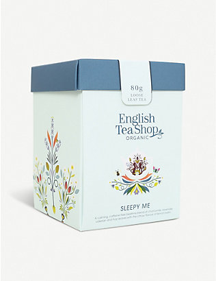 ENGLISH TEA SHOP: Sleepy Me tea bags box of 15