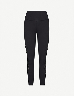 LORNA JANE Elevate stretch-jersey leggings