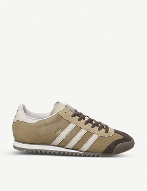 ADIDAS Rom leather trainers
