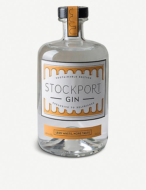 GIN: Sustainable Edition Stockport gin 700ml