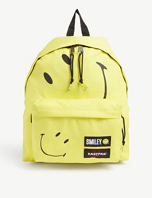EASTPAK Eastpak X Smiley Pak'r padded backpack