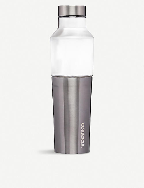 CORKCICLE: Hybrid stainless steel and glass canteen 20oz