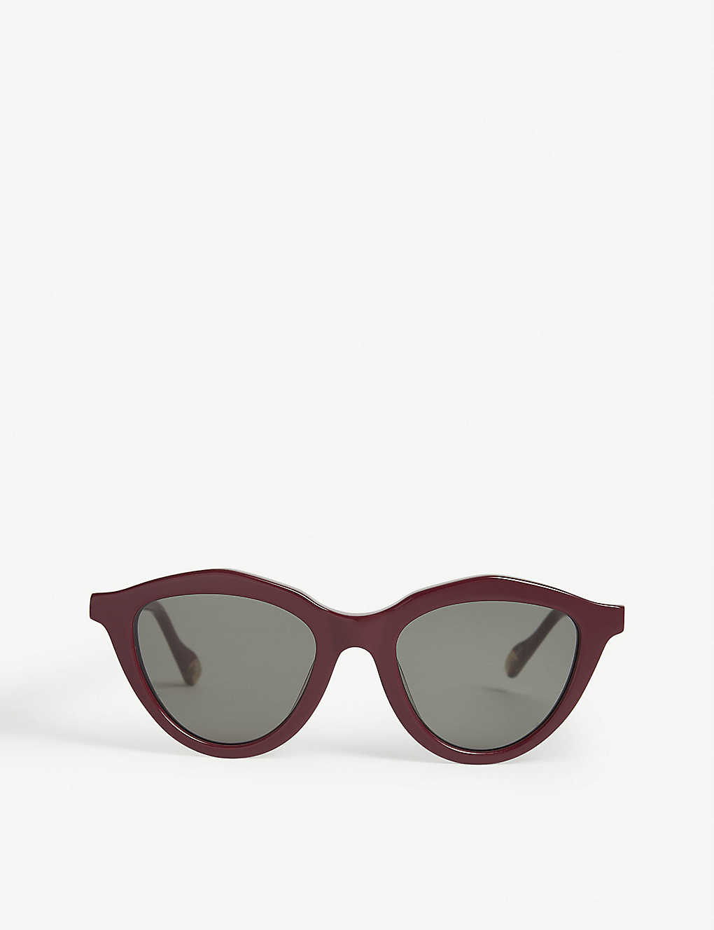 LE SPECS: Medina Maze cat-eye sunglasses