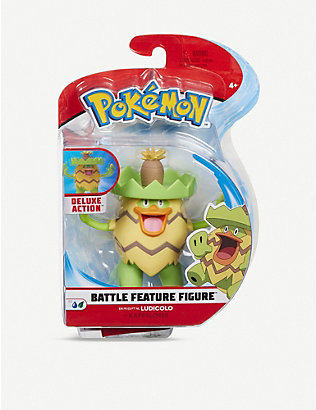POKEMON: Ludicolo battle figure 11.5cm
