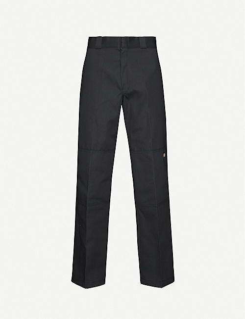 DICKIES Straight-fit woven trousers