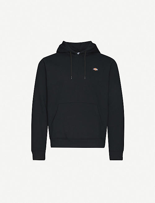 DICKIES: Logo-print cotton-blend hoody