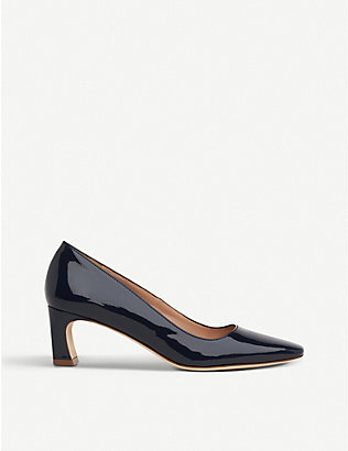 LK BENNETT: Freya patent leather courts