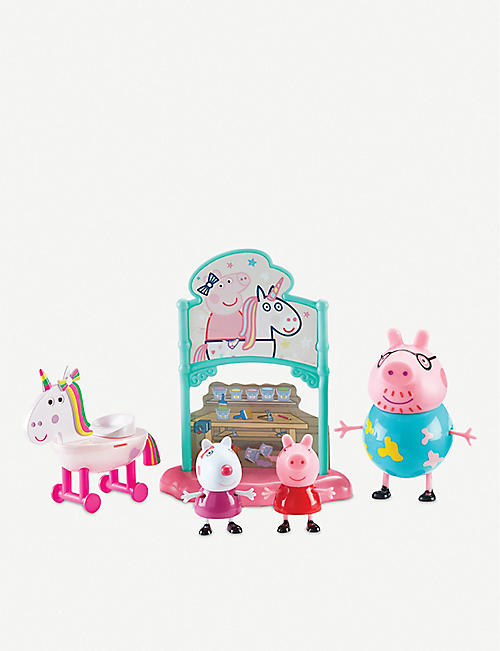 PEPPA PIG Theme assorted playset