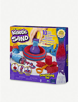 KINETIC SAND: Sandisfying Set