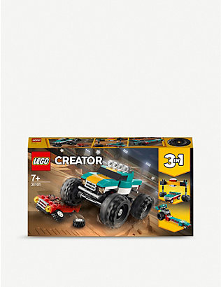 LEGO: LEGO® Creator 3-in-1 Monster Truck play set