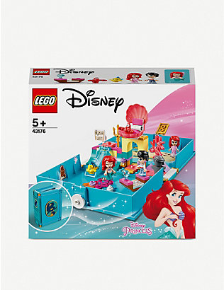 LEGO: LEGO® Disney™ Ariel's Storybook Adventures set