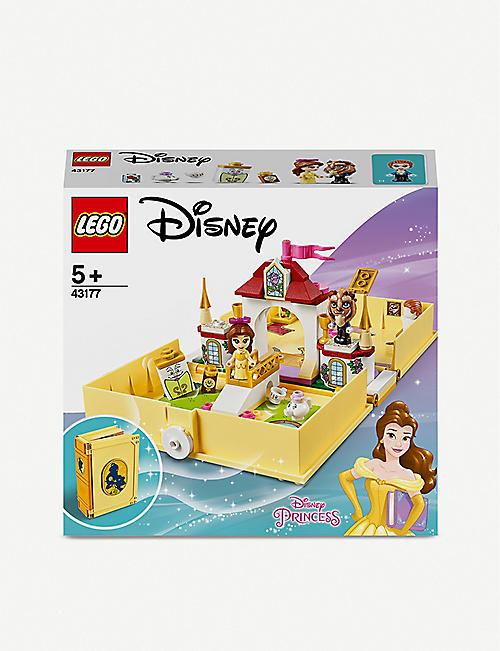 LEGO LEGO® Disney™ Belle's Storybook Adventures set