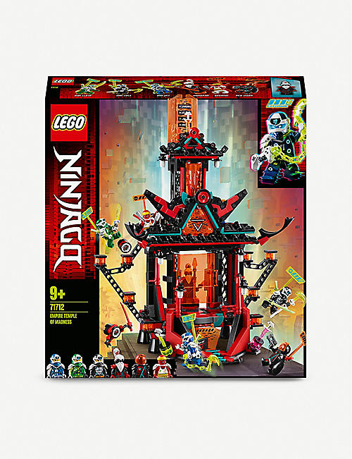 LEGO LEGO® Ninjago Empire Temple of Madness set 9+ years