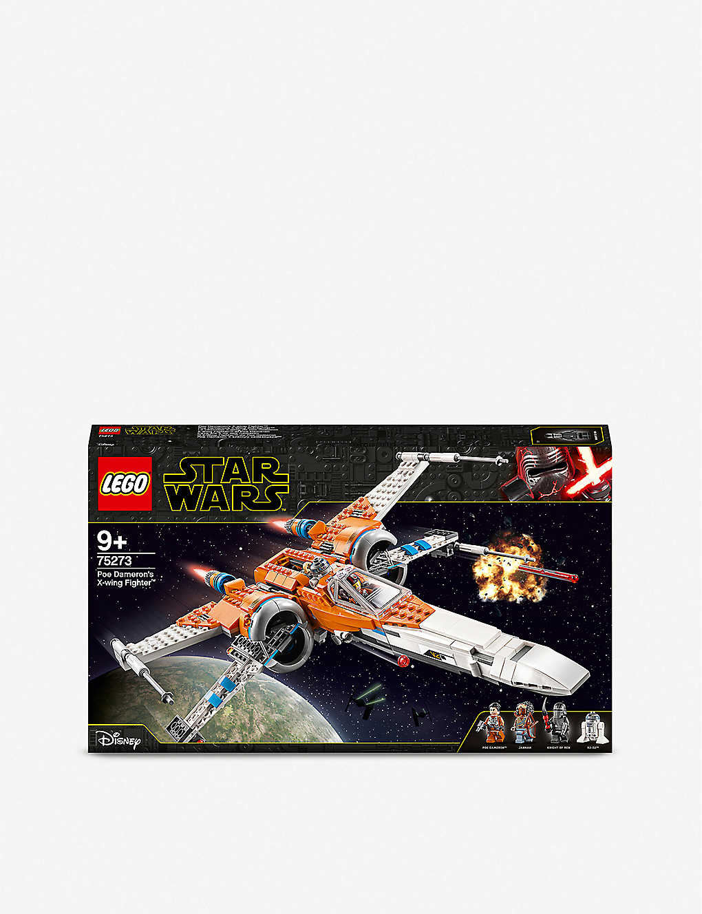 LEGO: LEGO® Star Wars 75273 Poe Dameron's X-wing Fighter set