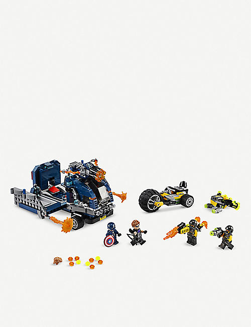 LEGO LEGO® Avengers Truck Take-Down