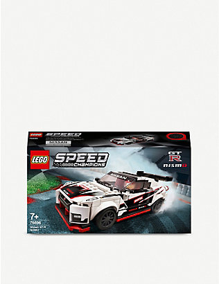 LEGO: LEGO® Speed Champions Nissan GT-R NISMO play set