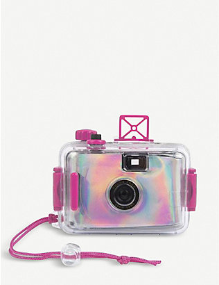 SUNNYLIFE: Underwater Camera in Midnight Iridescent