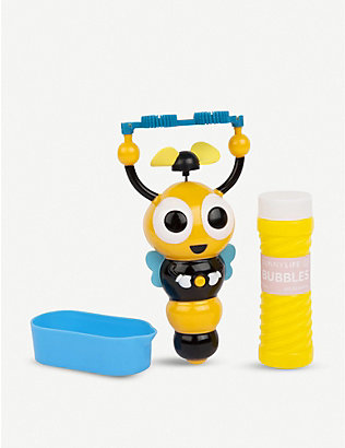SUNNYLIFE: Bee plastic bubbles blower