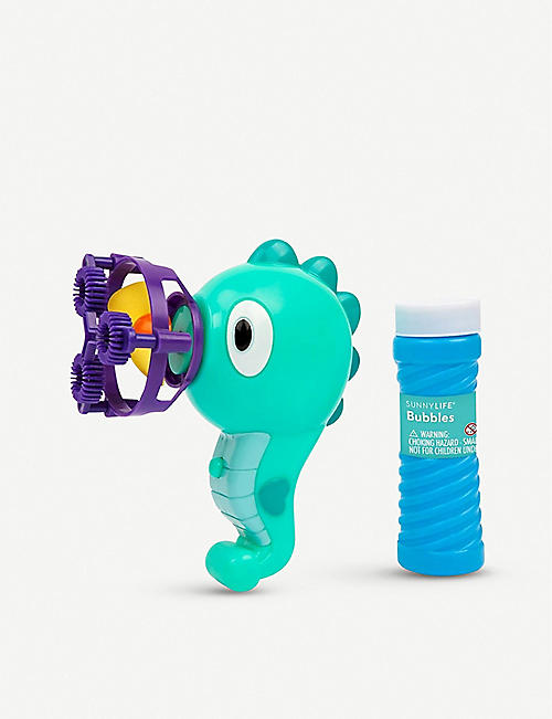 SUNNYLIFE: Seahorse bubbles blower