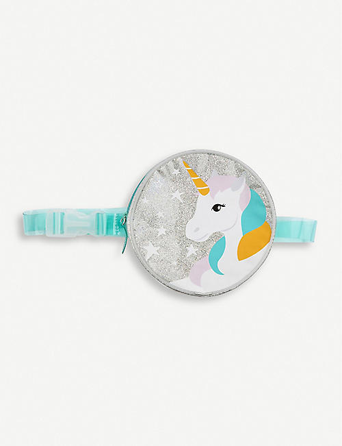 SUNNYLIFE Unicorn bum bag