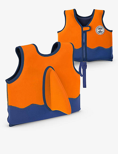 SUNNYLIFE Wave float vest 1-2 years