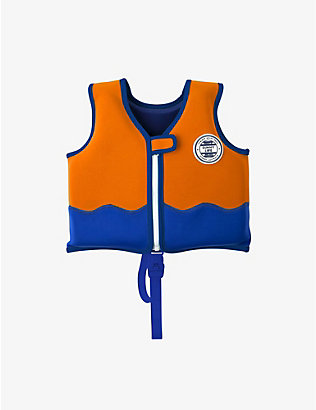 SUNNYLIFE: Shark float vest 2-4 years