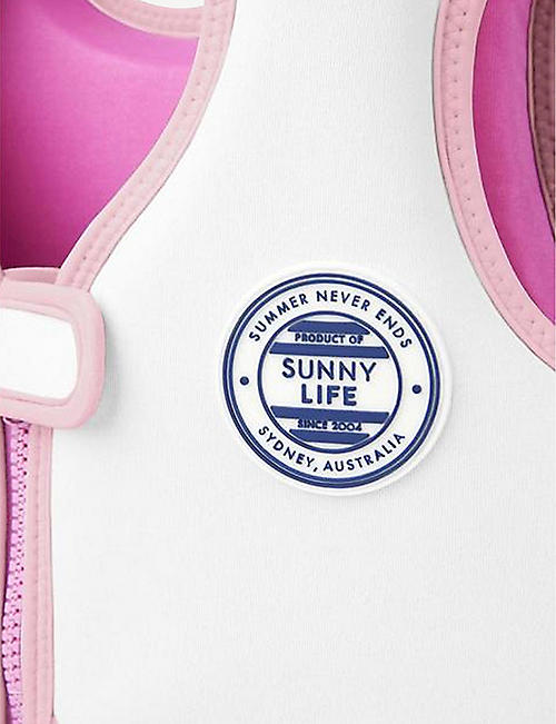 SUNNYLIFE Unicorn float vest 1-2 years