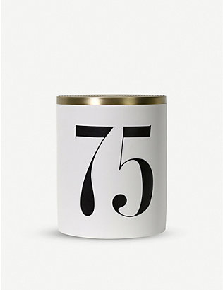 L'OBJET: The Russe No.75 candle 350g