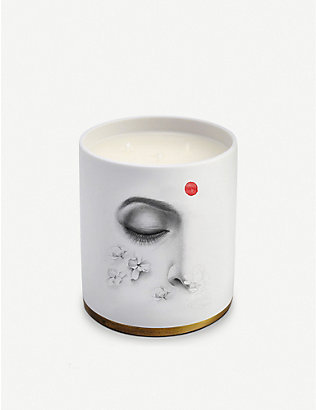 L'OBJET: Jasmin d'Inde No.6 three wick candle 1000g