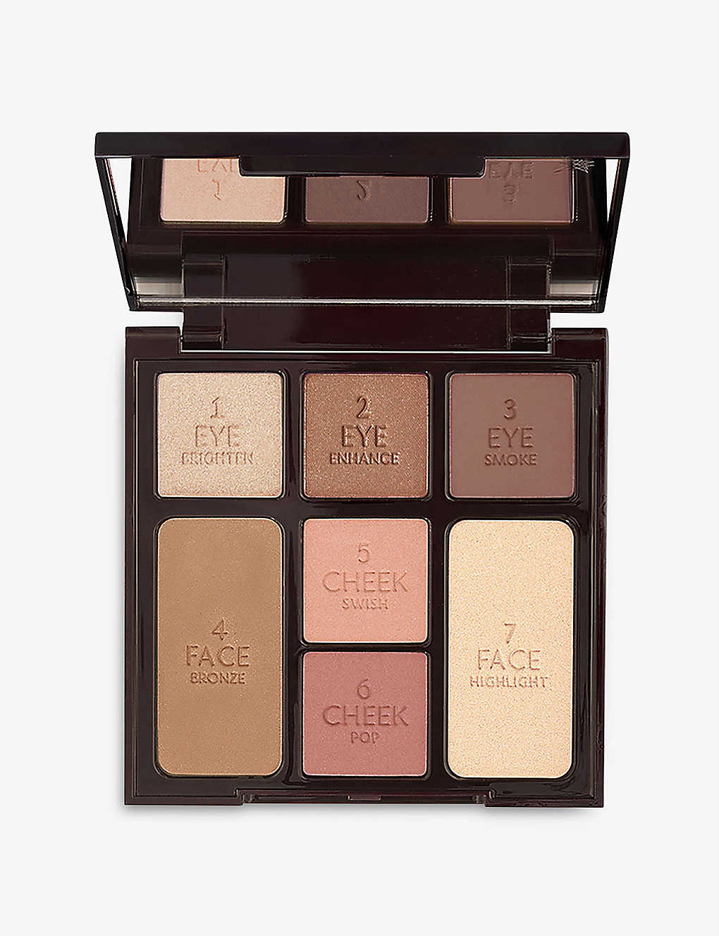 CHARLOTTE TILBURY: Stoned Rose Beauty Instant Look In A Palette