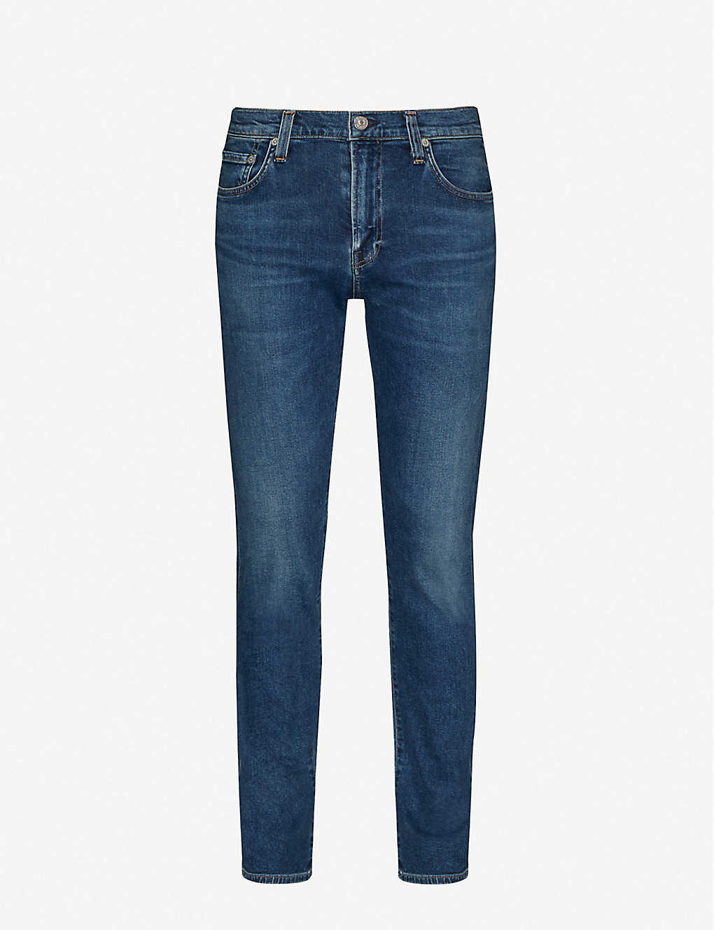 CITIZENS OF HUMANITY: London slim-fit tapered jeans