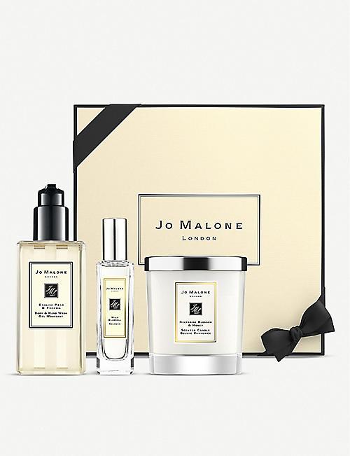 JO MALONE LONDON Sweet & Delicate fragrance trio gift set