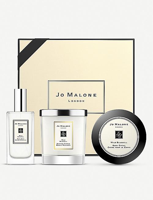 JO MALONE LONDON Wild Bluebell trio gift set