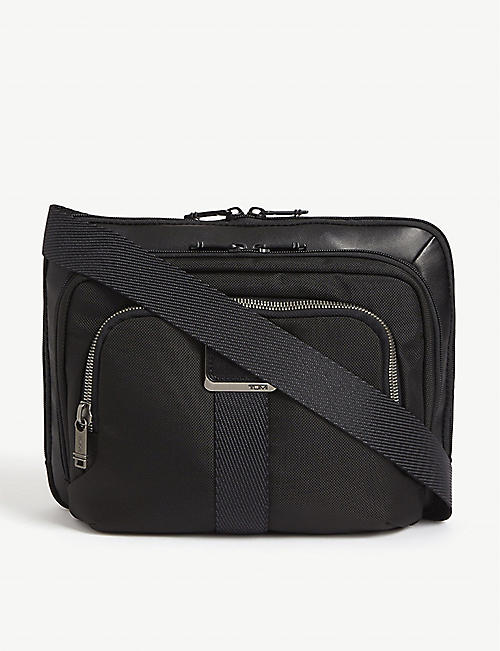 TUMI: Jackson nylon crossbody bag