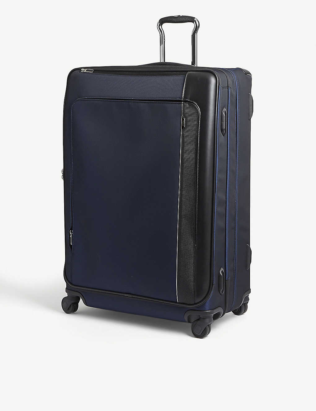 TUMI: Arrivé Continental Dual Access four-wheel suitcase 56cm
